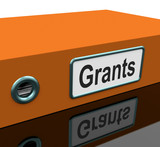 Grants File Contains School Applications