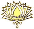 Goldener Lotus