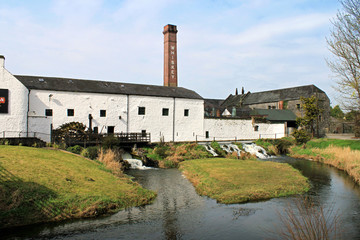 Distillery At Kilbeggan