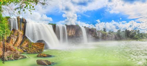 Dry Nur waterfall - 44672973