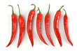 Hot Chili - Red Pepper - Chilischoten