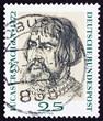 Postage stamp Germany 1972 Lucas Cranach, by Durer