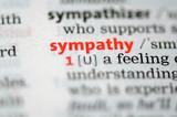 SYMPATHY. poster