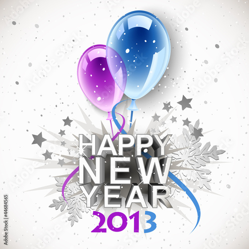 Vintage New Year 2013