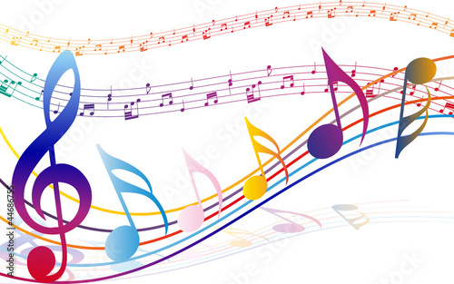 Multicolour  musical