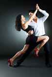 Fototapety rumba dance