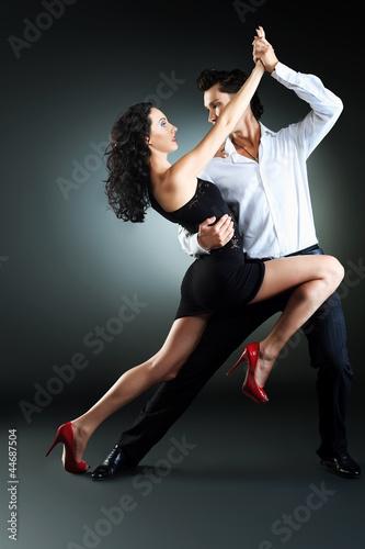 Fototapeten,samba,dancing,umarmung,paar