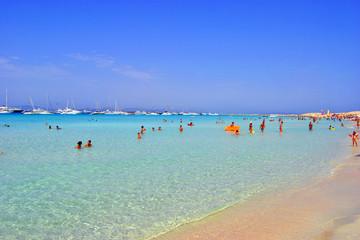 Ses Illetes, Formentera, Islas Baleares, Spain (europe)