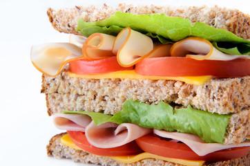 Double deck sandwich