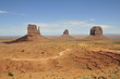 View on the Monument Valley area
