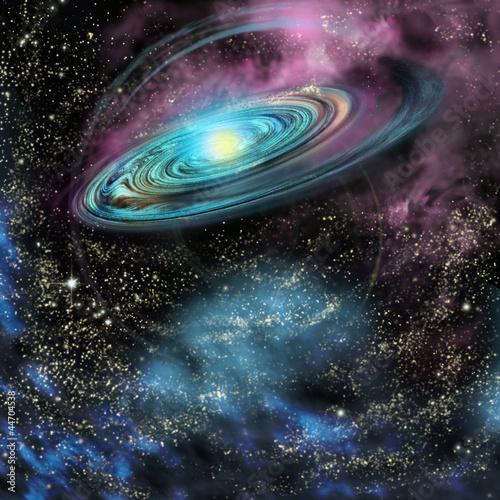 Gwiazda galaxy