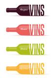 Fototapete Flasche - Logo - Zeichen / Symbol