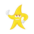 Star Mascot Background