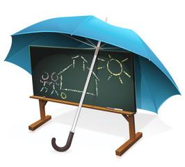 Assurance scolaire (ombre)
