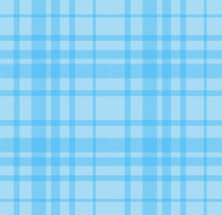 Textured Light Blue Painted Plaid Background