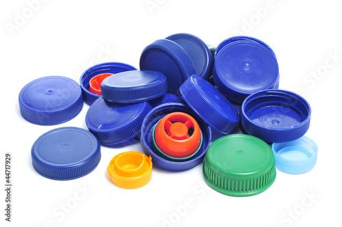 plastic screw caps