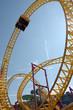 Big dipper at Southend funfair