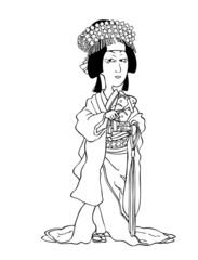 歌舞伎の姫01