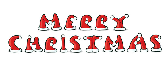 Merry Christmas font