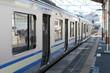プラットフォームの電車 - 44732188