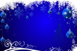 dark blue background for christmas