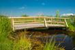 Brücke beim Soier See bei Bad Bayersoien