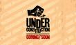 Under construction design template