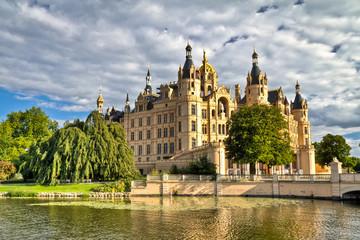 Schloss von Schwerin - Castle in Schwerin