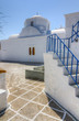 Church in Chorio village, Kimolos island, Cyclades, Greece