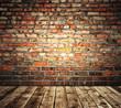 multicolor  brick wall