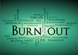 burn out syndrom stichwortwolke