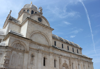 Saint James cathedral, Sibenik, Croatia