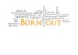 Burnout Banner Tagcloud