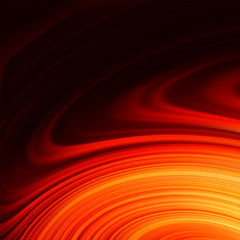 Abstract burn fractal vector background. EPS 8