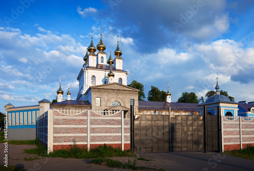 Holy Assumption Monastery in Ivanovo