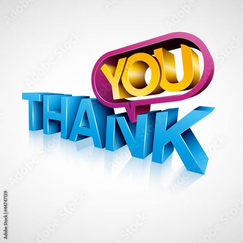 thank you 3d
