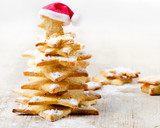 Fototapety Decorated cookies -  Christmas tree
