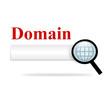 Domain suchen