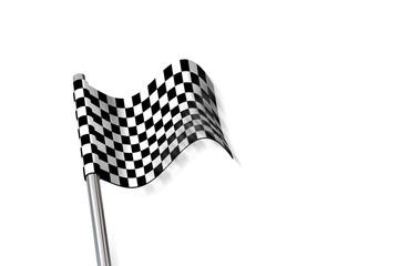 Flagge Start 1