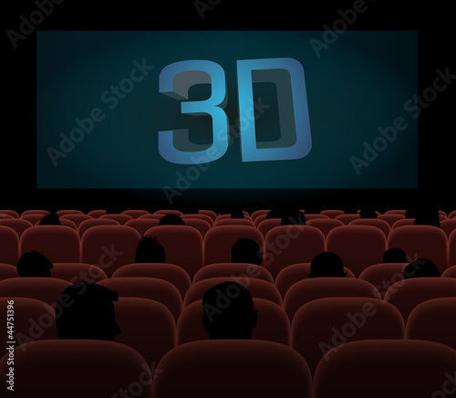 hall cinema 3D