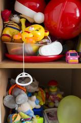 шкаф с игрушками