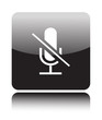 Do not use microphone or mute icon