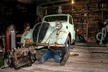Fiat Topolino _2 Baujahr 1937