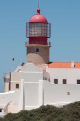 Fortificación y faro del cabo de San Vicente