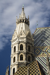 Tower of St Stephens Cathedral