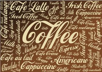 Tagcloud Coffee