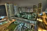 Fototapete Häuser - Gebäude - Stadt allgemein