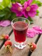 Rosehip liquor