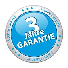 3-Jahre Garantie Button