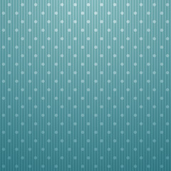 blue polka dot corrugated cardboard background